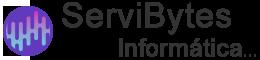 ServiBytes Informática Logo